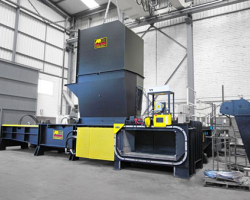 MULTIPRODUCT BALERS